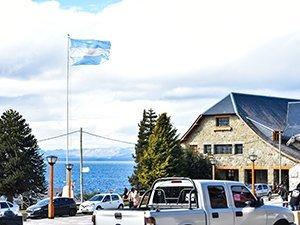 Bariloche Argentina flag