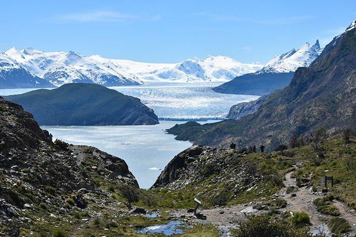 Glaciar Grey - W Trek - Torres Del Paine - Patagonia - Chile