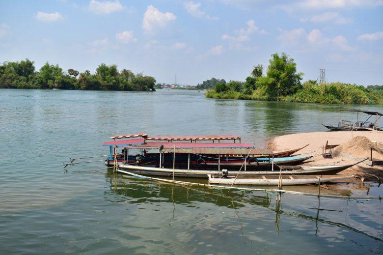 Ferry Nakasong to Don Det Laos