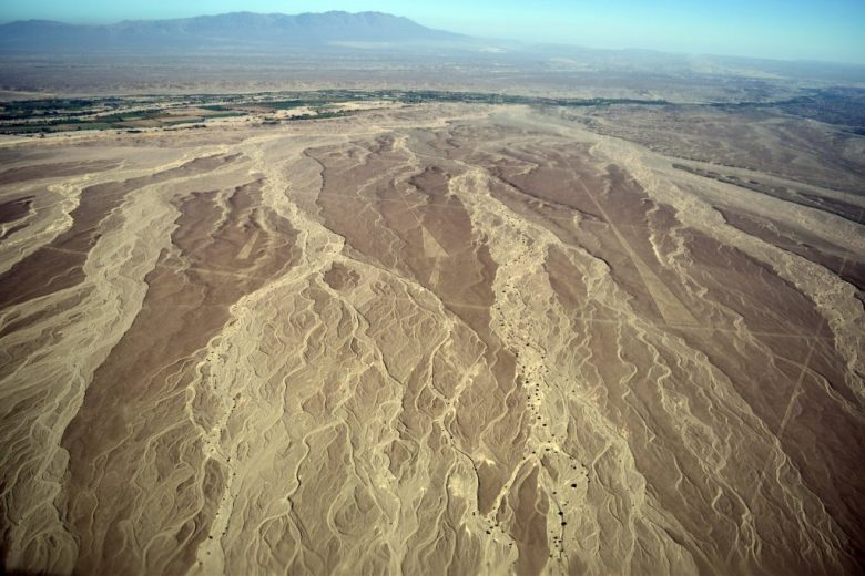 Itinerary for Peru: no trip would be complete without seeing the world-famous Nazca Lines from the air