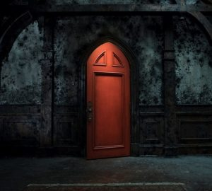 Haunting Hill House Red Room