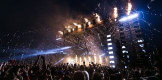 A generic image of a concert.