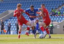 Kairo Mitchell against Bromley