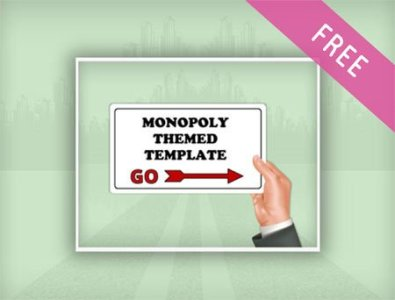 monopoly storyline template free download