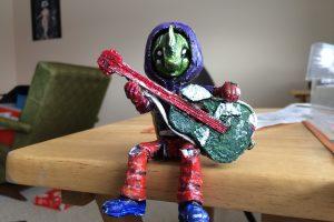 Alien Guitarist 2