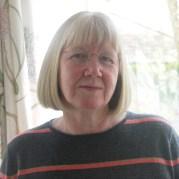Photo of Rosemary Johnston, author of Source