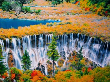 Jiuzhaigou - China