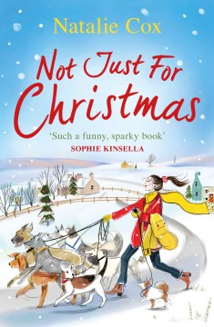 Not Just For Christmas_Books and the City Comedy winner