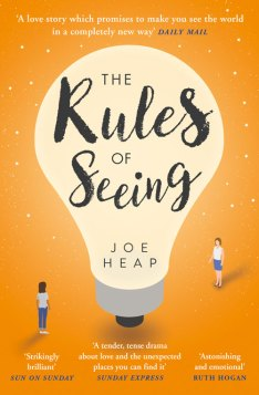 The Rules of Seeing Katie Fforde Debut Romantic winner