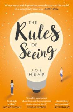 The Rules of Seeing Katie Fforde Debut Romantic winner