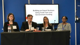 Grants are available for book SMEs and new exporters, according to DIT and The Publishers Association.