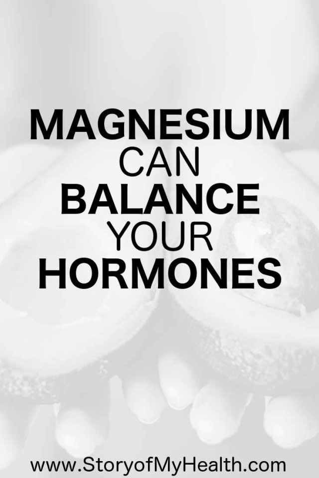 It is extremely easy to be deficient in magnesium in our modern day world. This is because our #diets are found to be increasingly lacking in #magnesium for many reasons. We should be concerned because magnesium is a very important part of maintaining balance for our #hormones.