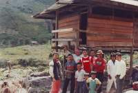 Cacatan Harian Ekspedisi Sulawesi 94 : Menempuh Rimba Mendaki Gunung Bertemu Nikke Ardilla