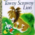 tawny-scrawny-lion