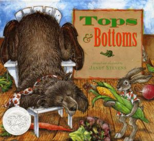Tops & Bottoms Children's books on Lectionary church Lilly Foundation Funding Grants Insights into Religion News