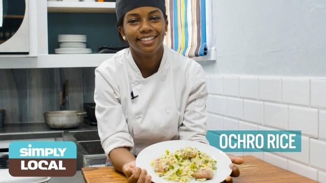 E1: Ochro Rice | Simply Local by Eathahfood