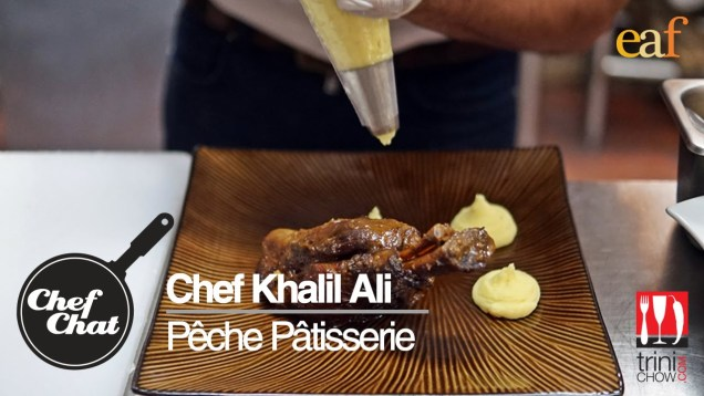 E3: Peche Patisserie | Chef Chat by Eatahfood