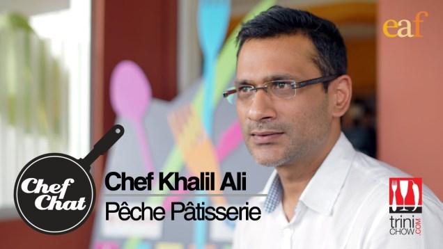 E5: Khalil Ali | Chef Chat by Eatahfood