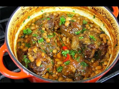 E6: Amazing Coconut Stewed Oxtails | Caribbean Pot