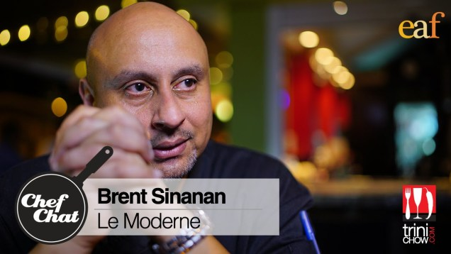 E7: Brent Sinanan | Chef Chat by Eatahfood