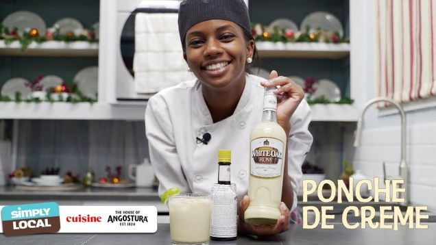 E9: Ponche De Creme | Simply Local by Eathahfood