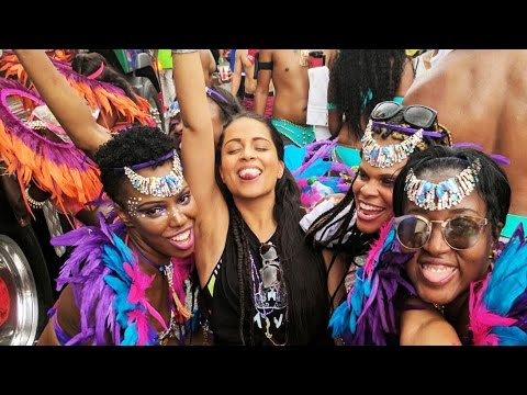 The Time We Went to Carnival In Trinidad | SuperwomanVlogs