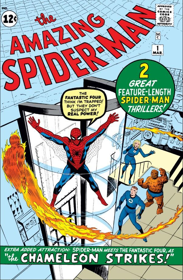 Superhero Stories - Spiderman #1