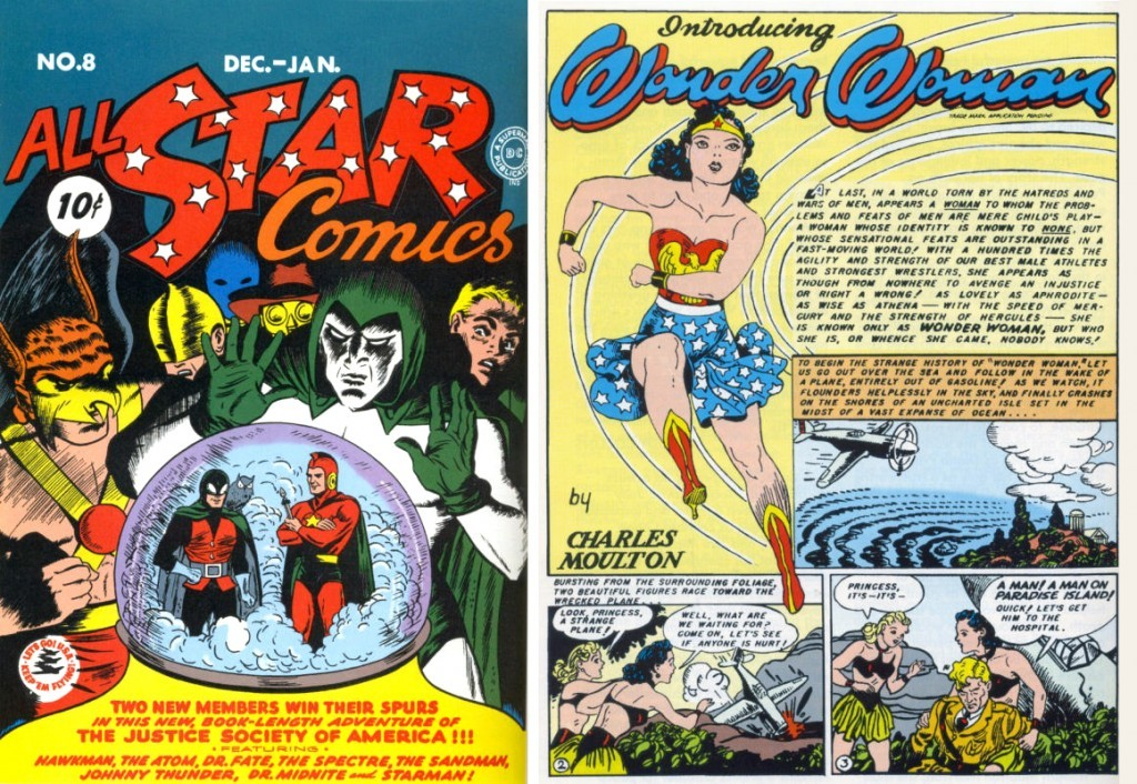 Superhero Stories - Wonderwoman
