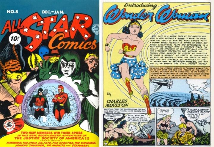 Superhero Stories - Wonderwoman