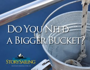 Stuck in the Wrong Story? Need a Bigger Bucket?