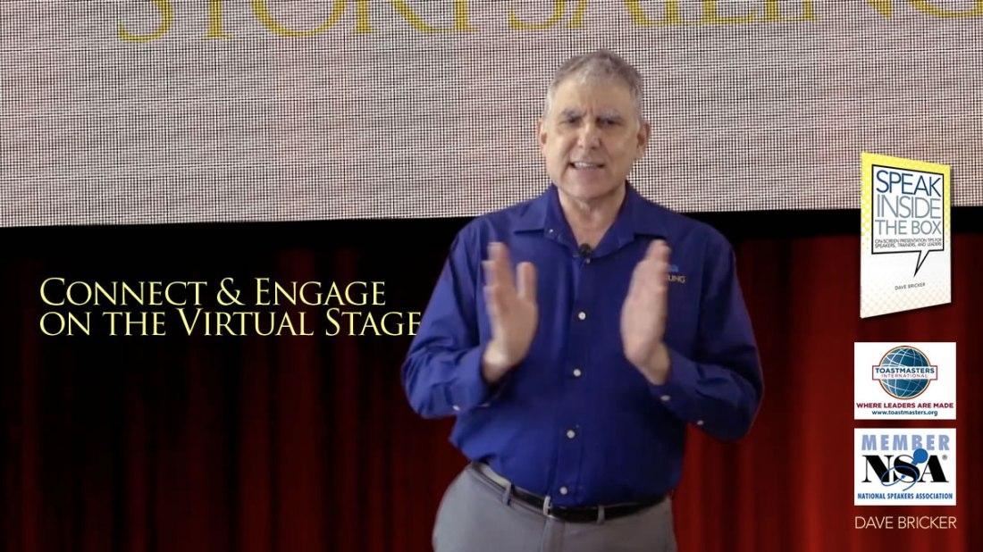speak inside the box virtual stage