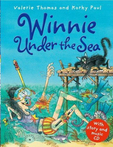 Winnie Under the Sea by Valerie Thomas & Korky Paul