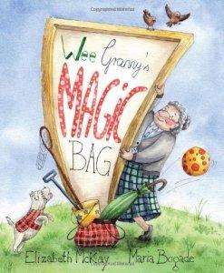 Wee Granny's Magic Bag - Story Snug