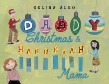Daddy Christmas Hanukkah Mama - Story Snug