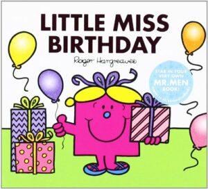 Roger Hargreaves - Little Miss Birthday Story Snug