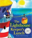 The Lighthouse Keeper's Lunch - Story Snug