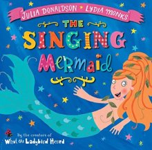 Julia Donaldson - The Singing Mermaid Story Snug http://storysnug.com
