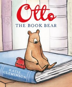 Otto the Book Bear - Story Snug http://storysnug.com