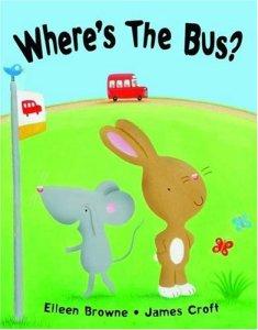 Where's the Bus? - Story Snug