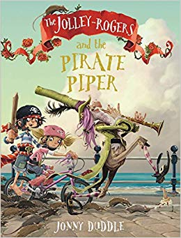 The Jolley-Rogers and the Pirate Piper - Story Snug
