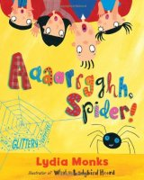 Aaaarrgghh Spider! - Story Snug