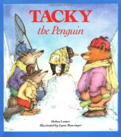 Tacky the Penguin - Story Snug