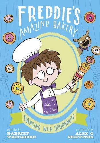 Freddie's Amazing Bakery - doughnuts - Story Snug