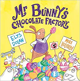 Mr Bunny's Chocolate Factory - Story Snug