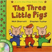 The Three Little Pigs - Lift-the-Flap fairytales - Story Snug