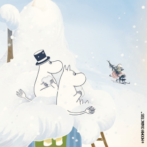 Christmas comes to Moominvalley by Tove Jansson has been adapted into a picture book by Alex Haridi, Cecilia Davidsson & Filippa Widlund.