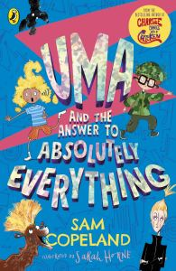 Uma And The Answer To Absolutely Everything - Story Snug