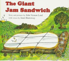 The Giant Jam Sandwich - Story Snug