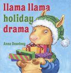 llama, llama, holiday drama - Story Snug