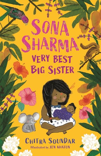 Sona Sharma Very Best Big Sister - Story Snug